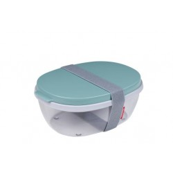 Ellipse Saladbox duo Nordic Green Mepal