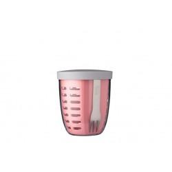 Fruit- & veggiepot Ellipse - Nordic pink