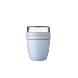 lunchpot ellipse - nordic blue  Mepal