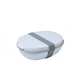 lunchbox ellipse duo - nordic blue  Mepal