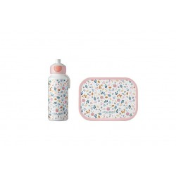 lunchset campus (pu+lb) - spring flowers  Mepal