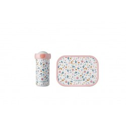 lunchset campus (sb+lb) - spring flowers  Mepal
