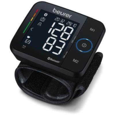 BC 54 Connect BT - bloeddruk meter pols Beurer