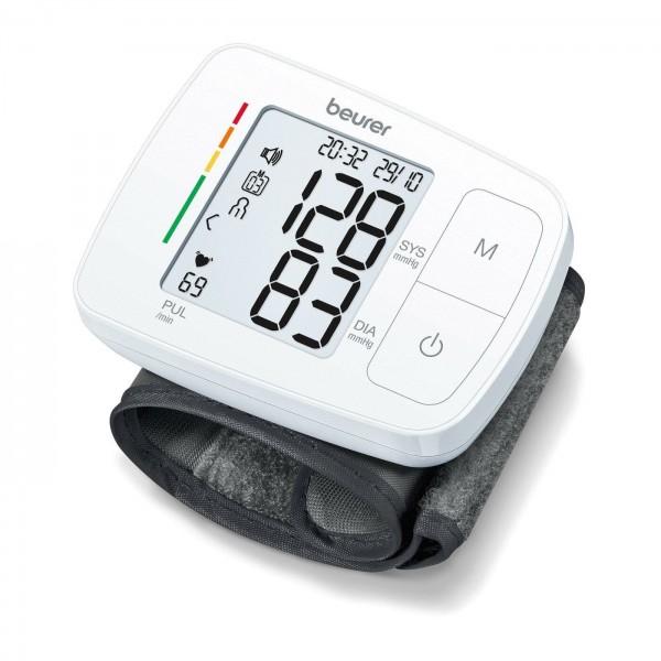 BC 21 interactieve pols bloeddrukmeter Beurer