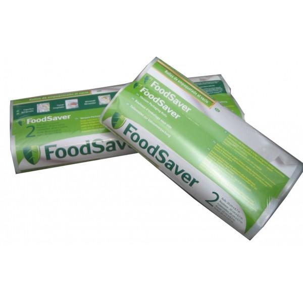 Folie 20x670cm (2 rollen) FoodSaver