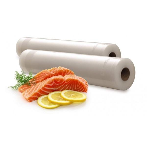 Folie 28x550cm (2 rollen) FoodSaver
