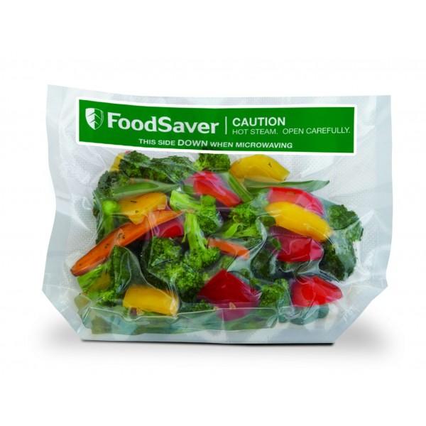 Freeze 'n steam microwave 16 stuks FoodSaver