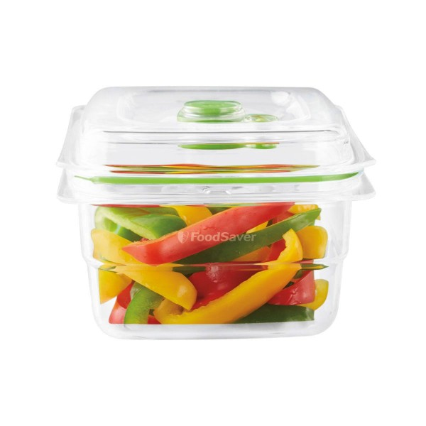 FRESH vershouddoos 1,2liter FoodSaver