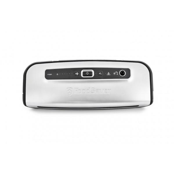 Premium zilver incl. Fresh adapter FoodSaver