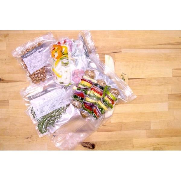 FRESHzipper bag (18 stuks) FoodSaver
