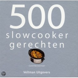 Slow Cooker receptenboek