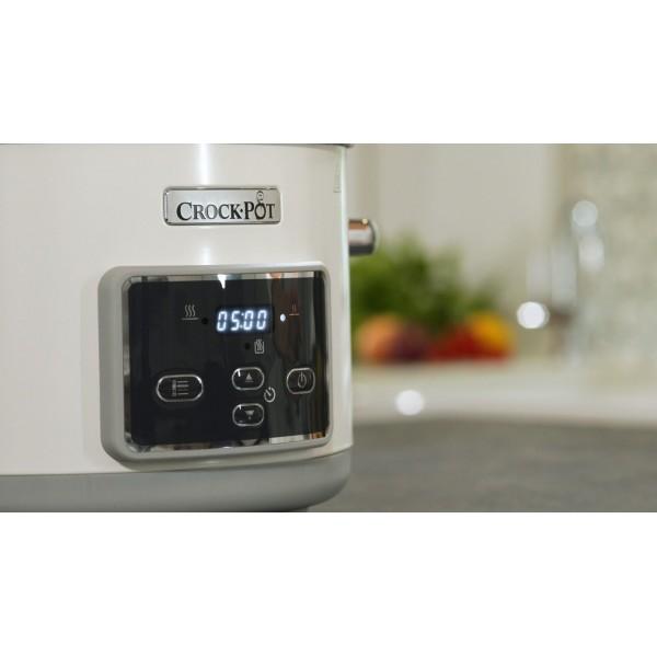 Duraceramic Sauté Slow Cooker wit 5L Crock-Pot
