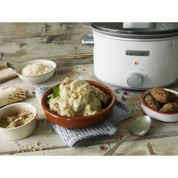 Duraceramic Sauté Slow Cooker wit 4,5L  Crock-Pot