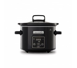 Slowcooker Black 2,4L digitaal Crock-Pot