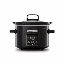 Slowcooker Black 2,4L digitaal Crock-Pot
