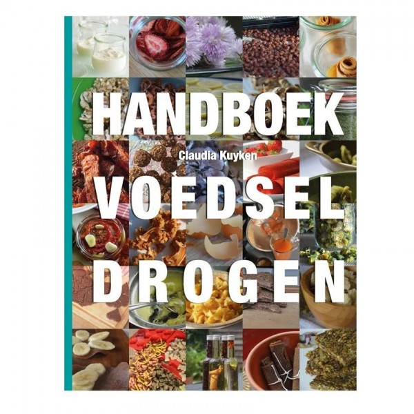 Handboek 'Voedsel drogen'