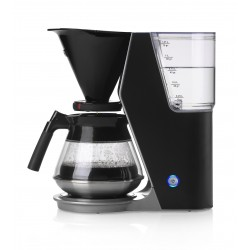 Junior filterkoffieapparaat zwart