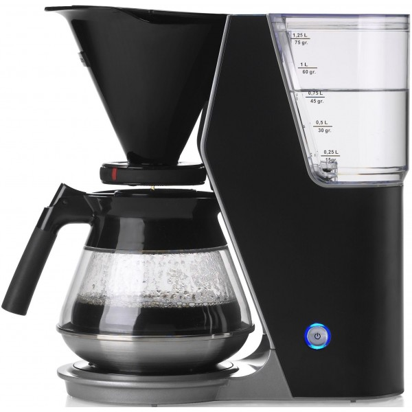 Junior filterkoffieapparaat zwart Espressions