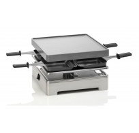 Gourmet-Raclette Grill Square 4andMore