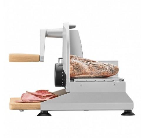 Piatto 5 handsnijmachine met houten plank  Ritter