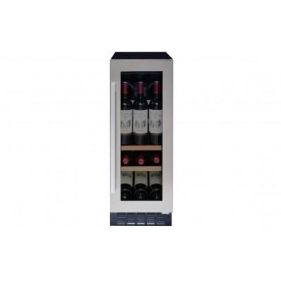 AVU23SX Wijnserveerkast 21 flessen