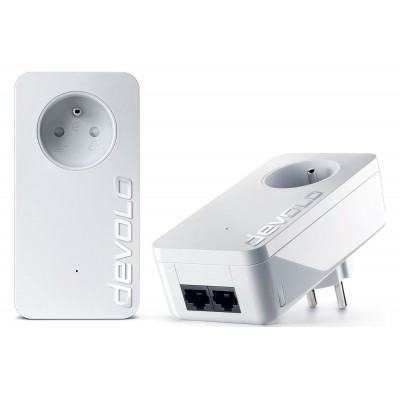 dLAN 550 Duo+ Powerline Starter Kit Devolo