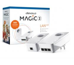 Magic 2 LAN triple Starter Kit Devolo