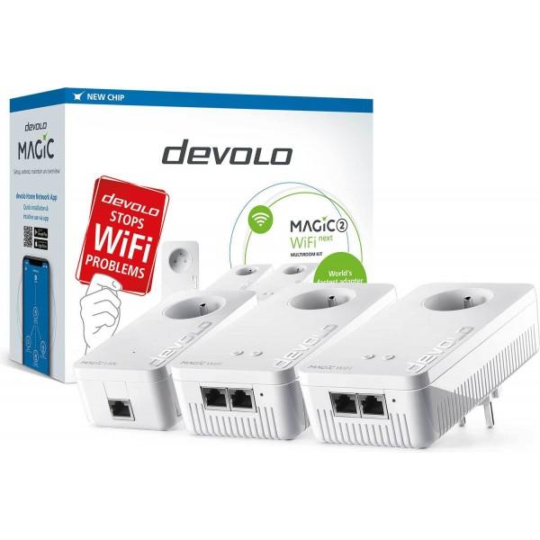 Devolo Magic 2 Wi-Fi Next Multiroom Kit