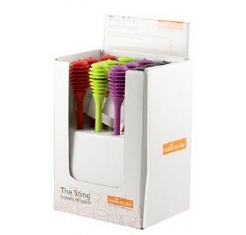 honinglepel in 4 kleuren (12st/disp.)  Make My Day