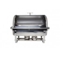 CT PROF CHAFING DISH GN1-1 INOX ROLL TOP