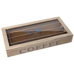 Voorraaddozen koffie/suiker