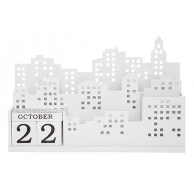 BRIEVEN-MAGAZINE HOUDER M.KALENDER 2ONDE  Cosy @ Home