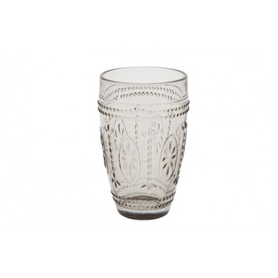VICTORIA BROWN GLAS 20CL D7,5XH12CM  Cosy @ Home