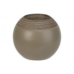 THEELICHTHOUDER DICHROMATIC TAUPE 20X21X Cosy @ Home