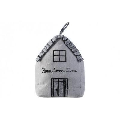 DEURSTOP HOME SWEET HOME GRIJS 16X12XH22  Cosy @ Home