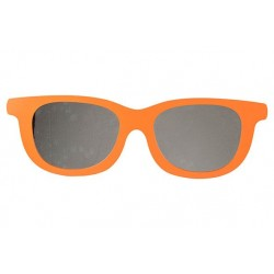 ORNAMENT SUNGLASSES ORANJE 60X,9XH18,5CM