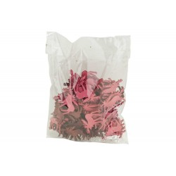 STROOIDECO SET36 DEER MIX ROZE 14X3XH20C  Cosy @ Home