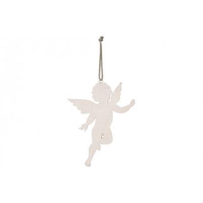 HANGER ANGEL IRISE 20,5X15,5XH,8CM HOUT