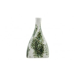 VAAS GREEN REACTIVE GLAZING SMALL WIT 12  Cosy @ Home