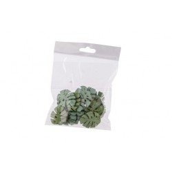 STROOIDECO SET24 LEAVES GROEN 2,5X,5XH3C  Cosy @ Home