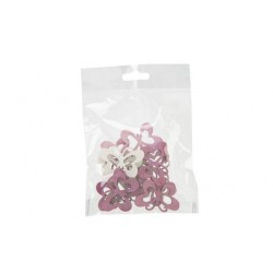 STROOIDECO SET12 BUTTERFLIES MIX ROZE 4X  Cosy @ Home