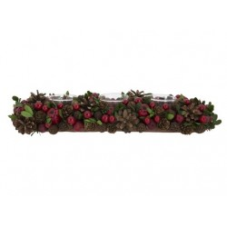 THEELICHTHOUDER RED FRUIT MIX GROEN 41X1