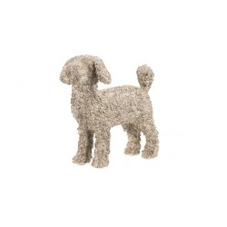 HOND BRUIN 22,5X13XH22CM RESIN Cosy @ Home
