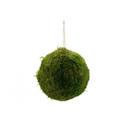 BAL RATTAN-GRASS  NATUUR 20X20XH20CM ROND  Cosy @ Home