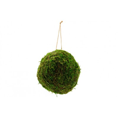 BAL RATTAN-GRASS  NATUUR 15X15XH15CM ROND  Cosy @ Home