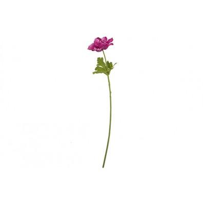 Tak Anemone Stem  Fuchsia 8x8xh56cm Kunststof  Cosy @ Home