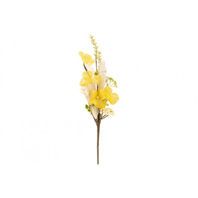Tak Spring Mix Geel 50x6xh6cm Langwerpig Kunststof  Cosy @ Home