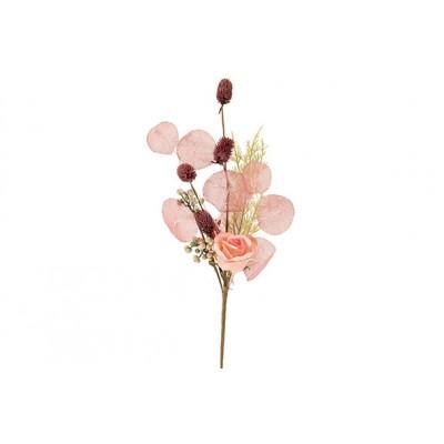 Tak Romantic Mix Roze 50x6xh6cm Langwerpig Kunststof  Cosy @ Home