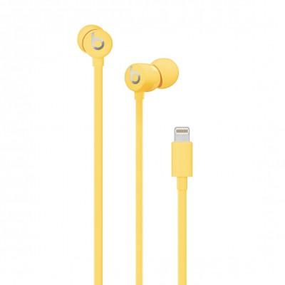 urBeats3-oortjes met Lightning-connector - Geel Beats