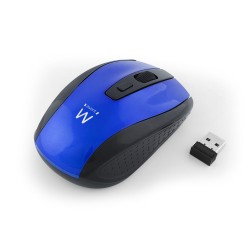 EW3238 Draadloze muis blauw